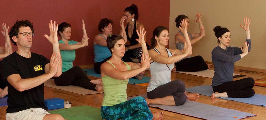 Orcas island yoga class studio healing and retreat craniosacral thereapy mirror